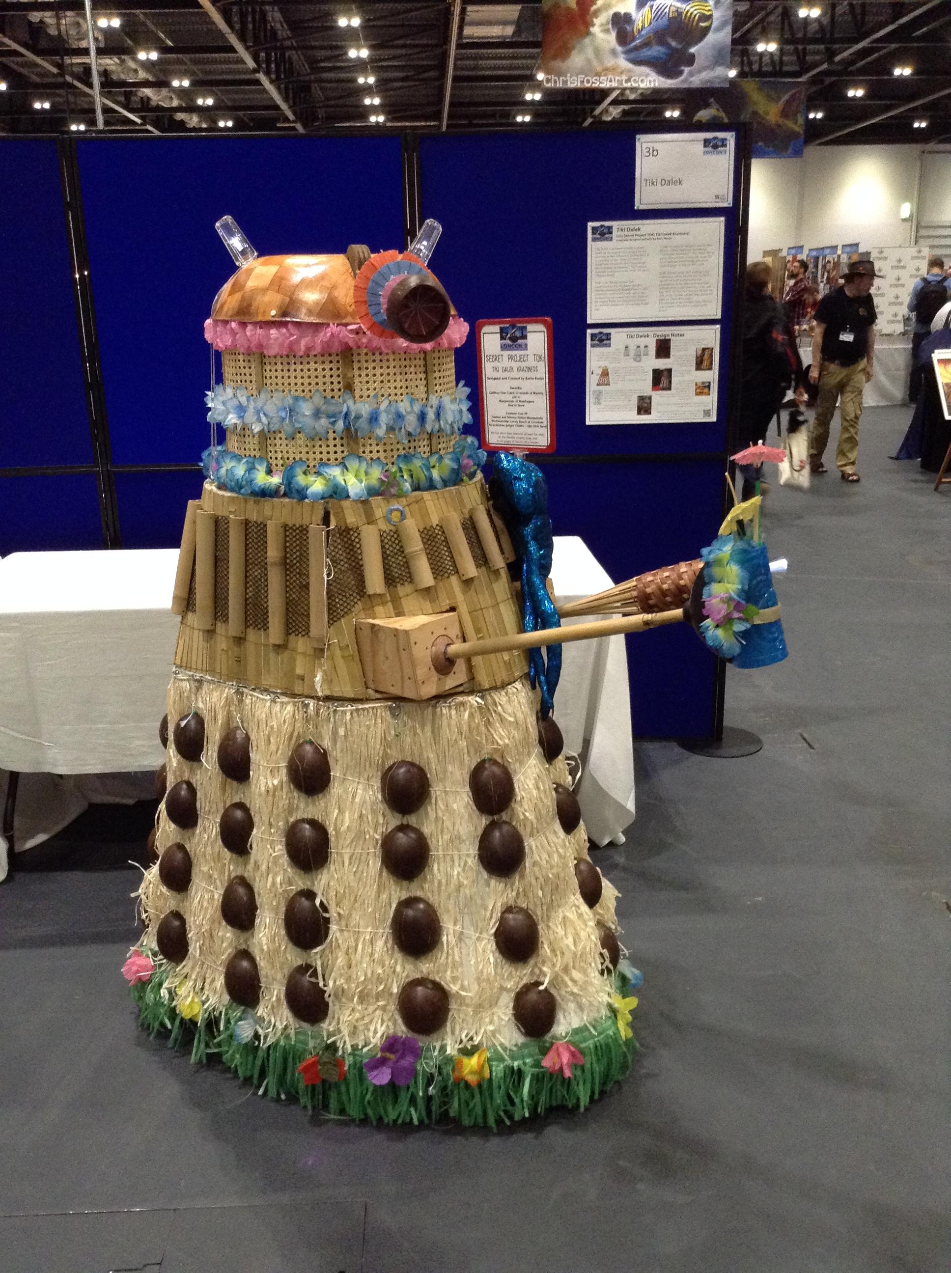 Dalek on holiday 001