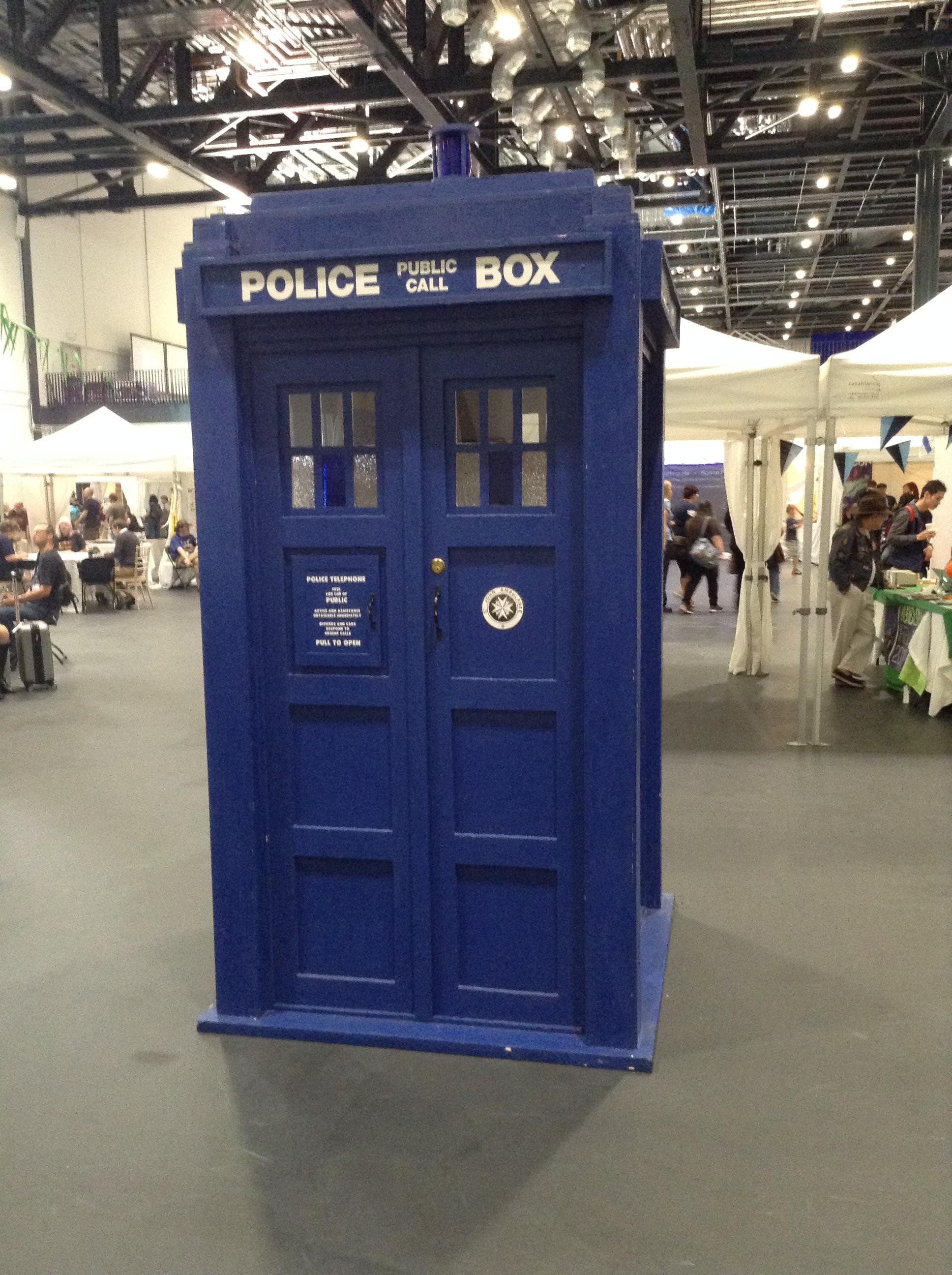 The TARDIS 004
