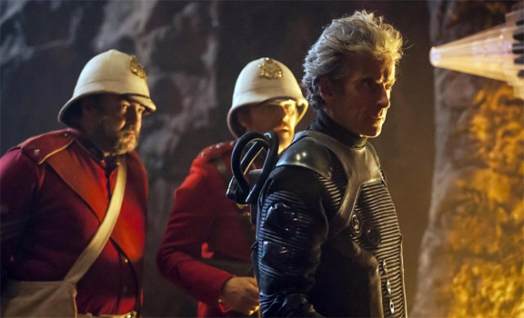 Empress of Mars - Doctor Who