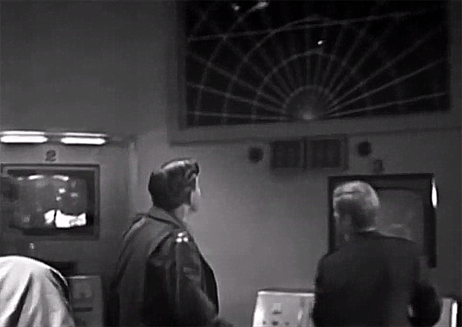 Tenth Planet Control Room